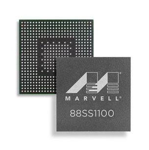 Marvell 88SS1100 SSD控制芯片